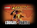 Lego Indiana Jones: C digos Parte 1 pt br