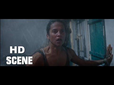 TOMB RAİDER 2018 : STORM SCENE HD