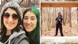 Exploring the woods and almost losing my phone. (Winter 2016 Vlog Series)Main Channel: http://www.youtube.com/user/6hrsofbatterylifeFacebook: http://www.facebook.com/6hrsbatterylifeTwitter: https://twitter.com/ghahknadiaTumblr: http://6hrsofbatterylife.tumblr.com/Instagram: http://instagram.com/6hrsofbatterylifeSnapchat: ghahknadiaStorie: ghahknadiaCamera:Canon Powershot ELPH 330 HS & iPhone 6Music By: Natty Reeveshttps://soundcloud.com/natty-reeveshttps://facebook.com/profile.php?id=100001698514209http://nattyreeves.bandcamp.com/music