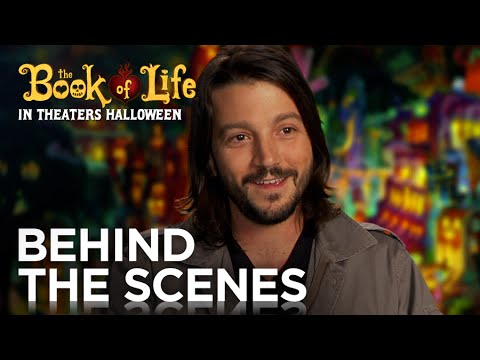 The Book of Life (Featurette 'Manolo')