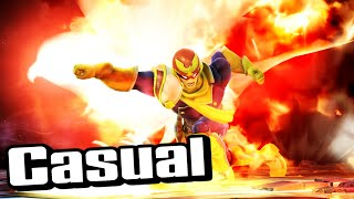 Captain Falcon Montage – Super Smash Bros. Wii U