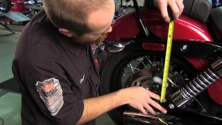 9. Motorcycle Maintenance: Adjusting your Suspension