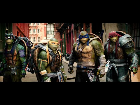 Teenage Mutant Ninja Turtles: Out of the Shadows (Extended TV Spot)