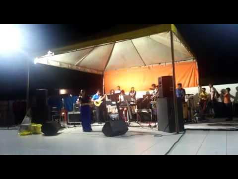 festival de bandas em matoes do norte