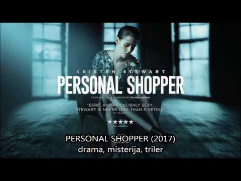 #107  Afterparti (2017) , Personal Shopper (2017) , Population Zero (2016)