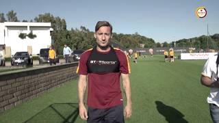 Before the final game, there was the last training session. See the exclusive footage from Totti's final day as a player at the club's training ground...Subscribe to AS Roma on YouTube: http://bit.ly/ASRoma_Welcome to the official Youtube channel of AS Roma.Roma Network is the destination for Giallorossi, lifestyle and entertainment. Il canale ufficiale Youtube dell'AS Roma.Roma Network è il mondo dell'intrattenimento e del lifestyle per i tifosi giallorossi di tutto il mondo.Facebook: https://www.facebook.com/officialasromaGoogle+: https://plus.google.com/u/1/+asroma/Instagram: https://instagram.com/officialasroma/Twitter: https://twitter.com/OfficialASRoma