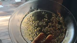 How to make live resin by Emerald Coast 420