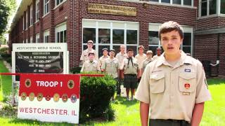 Westchester (IL) United States  city pictures gallery : Westchester, IL Troop 1 Scouts Ice Bucket Challenge