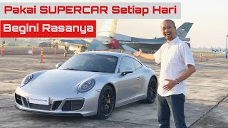 Video WEEKEND PAKAI PORSCHE 911 GTS BARU GRES | VLOG #38 MP3, 3GP, MP4, WEBM, AVI, FLV Maret 2019