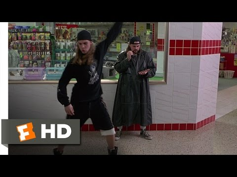 Mallrats (2/9) Movie CLIP - Jay And Silent Bob (1995) HD