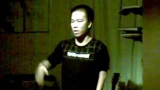 My first stand-up comedy performance (clip chất lượng thấp nhưng rõ mặt)
