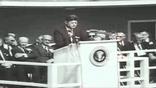 Muscle Shoals (AL) United States  city pictures gallery : President Kennedy visiting Muscle Shoals, AL on May 18, 1963