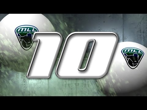 Major League Lacrosse: Top 10 Plays of Week 15