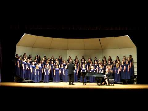 Stafford High School Women's Chorus- Dance of the Willow