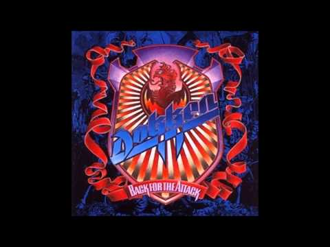 ����� Dokken - Kiss of Death