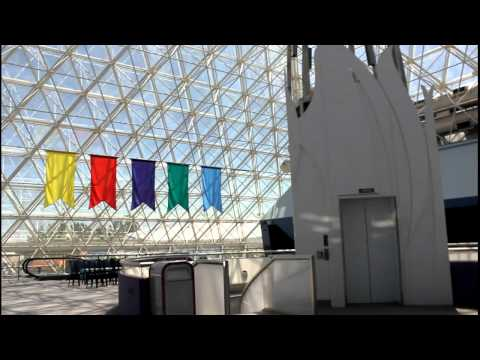 Walt Disney - www.AdamTheWoo.com - PLEASE SUBSCRIBE ! What ever happened to the playground on the second floor of Journey To Imagination ?