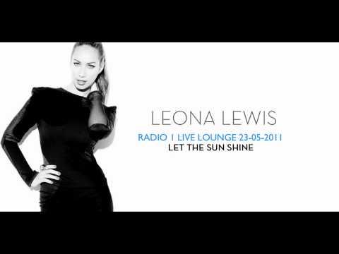 Tekst piosenki Leona Lewis - Let the Sun Shine po polsku