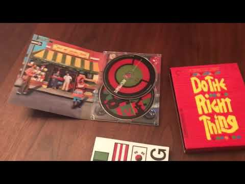 Spike Lee's Do The Right Thing (1989) Criterion Collection Blu-ray unboxing