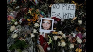 WATCH: Funeral services for Heather Heyer, who was killed on Saturday after a car drove into a crowd of people protesting a white nationalist rally in ...