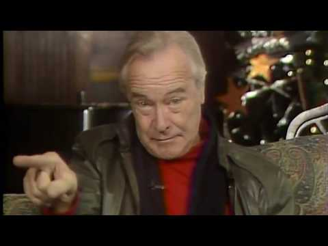 Classic Jack Lemmon while recording promos for us!