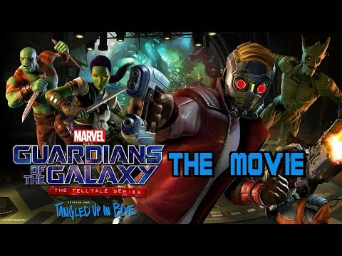 Guardians of the Galaxy | Episode 1 - The Movie