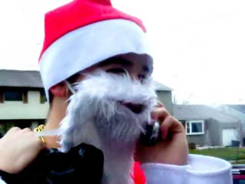 FAN MADE MUSIC VIDEO:: Christmas In Hollywood (Hollywood Undead)