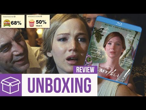 Mother! Blu Ray Unboxing + Review (Digital HD Giveaway)