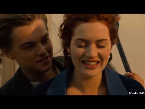 Titanic movie best love scene ever in Hindi........