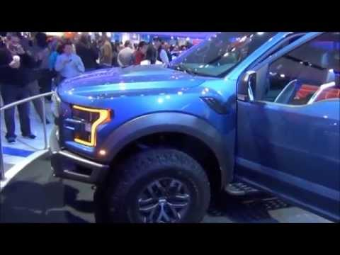 2017 Ford F 150 Raptor - NAIAS 2015