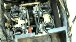 6. Yamaha Venture Carbs