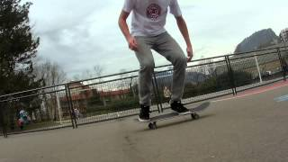 JVC TEAM SPORT - Maxime Génin, Pro Skater, rejoint le Team