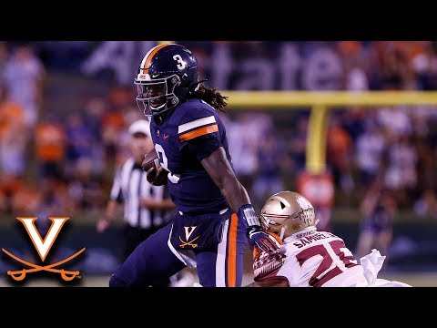 UVA's Taulapapa and Perkins Give The Cavaliers the Lead