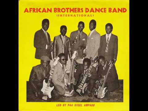 african brothers dance band (international) - ena eye a mane me