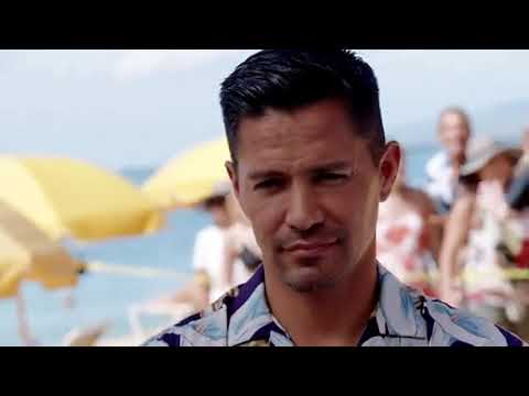 Hawaii five O 10x12 Five O task force meets Magnum and Higgins