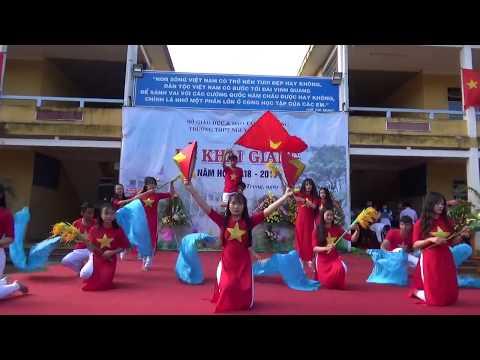Múa - Việt Nam trong tôi là (KG 2018-2019)