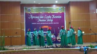 Team Qasidah Nurul Khairiyah (kebagusan) - Sujud Ku
