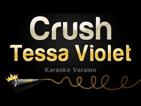 Tessa Violet - Crush (Karaoke Version)