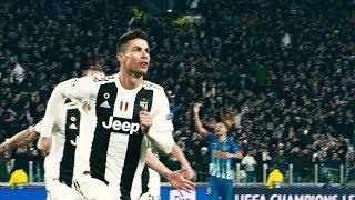 #GETREADY COMEBACK COMPLETE | Cristiano Ronaldo inspires Champions League round of 16 victory