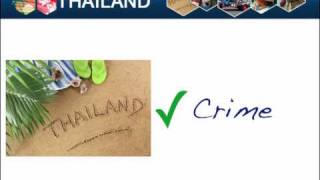 Is It Safe To Travel To Thailand? Travel Safe Advice To Thailand. Non Alert