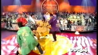 The Saturday Show Nicky Byrne sumo wrestling