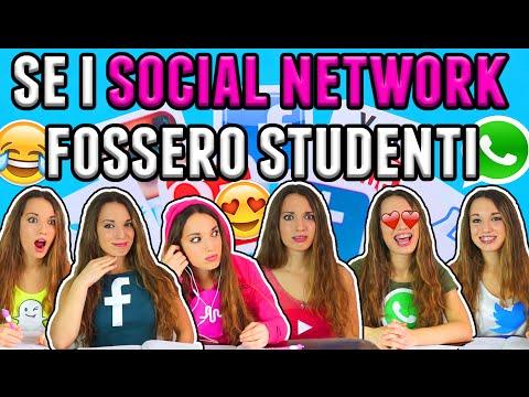 SE I SOCIAL NETWORK FOSSERO STUDENTI