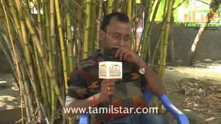 Saran at Aayirathil Iruvar Team Interview