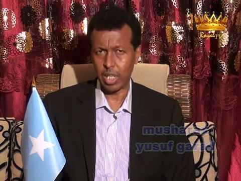 Yusuf Garaad Siyaasi Is Badal Doon Ah Ahmed Idaawaqaca