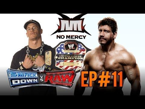 WWE Smackdown! vs RAW: Season Mode - EP.11 - NO MERCY!