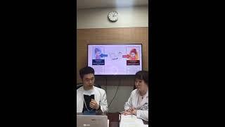Восьмой прямой эфир «Что нужно знатьо щитовидной железе?» с профессором Хо Сон Мо