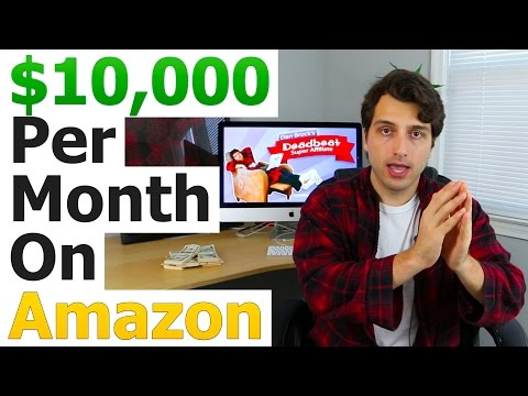 Deadbeat Goes From $0 to $10,000 a Month With Amazon Affiliate Program