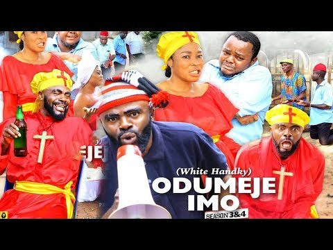 WHITE HANDKY (ODUMEJE IMO)SEASON 3 - KEN ERICS|2020 MOVIE|LATEST NIGERIAN NOLLYWOOD MOVIE