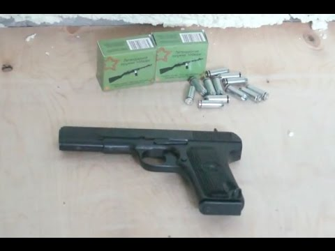 """Пистолет ТТ """"для всех"""" поступил в продажу."""