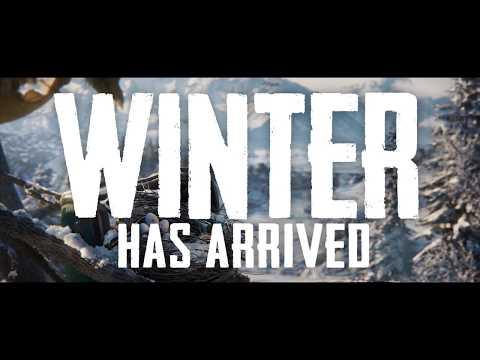 PUBG發表新的雪天地圖 Vikendi Snow Map 準備雪盲症