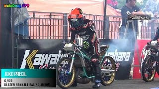 Video TIMER JAHAT Kelas Para Raja  Final Drag Bike IDC KAWAHARA 2017 MP3, 3GP, MP4, WEBM, AVI, FLV Desember 2017